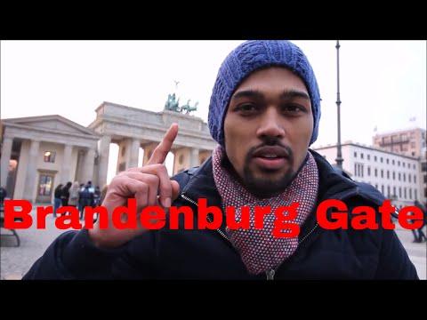 History of Brandenburg Gate| Vlog 8|Berlin,Germany