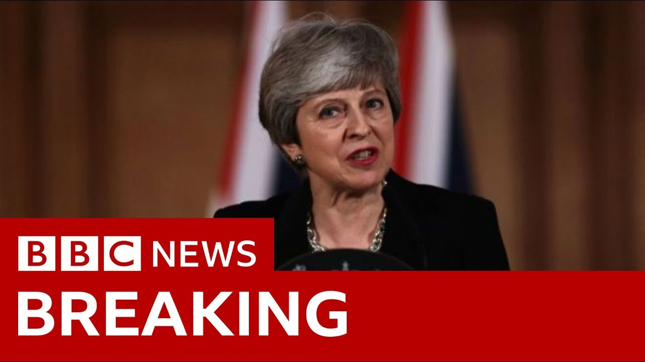 Brexit: Theresa May to ask EU for further extension - BBC News