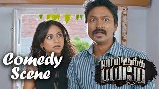 Yaamirukka Bayamey - Comedy Scene |  Krishna | Rupa Manjari | Karunakaran | Oviya