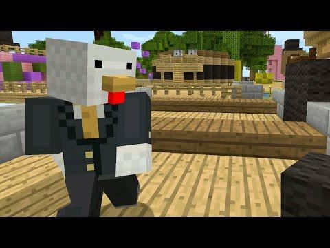 Minecraft Xbox - Sky Den - Getting On Track (53)