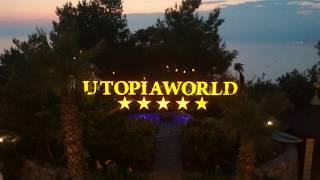 Один из лучших отелей Турции Utopia world hotel