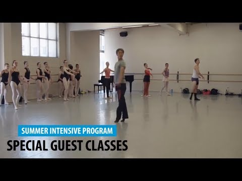 Ballet Idaho Summer Intensive, Special Guest Feature