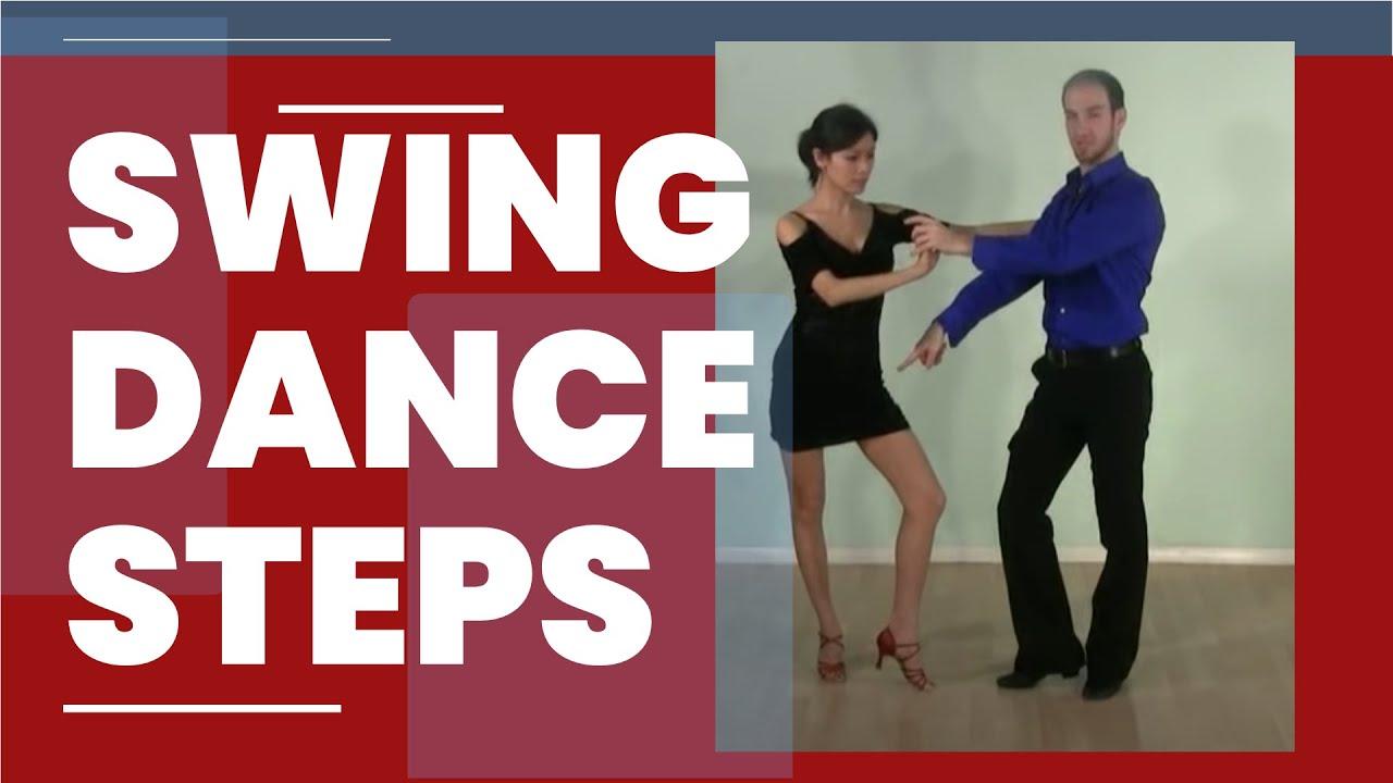 Swing dance steps - East Coast Swing basic steps for ...