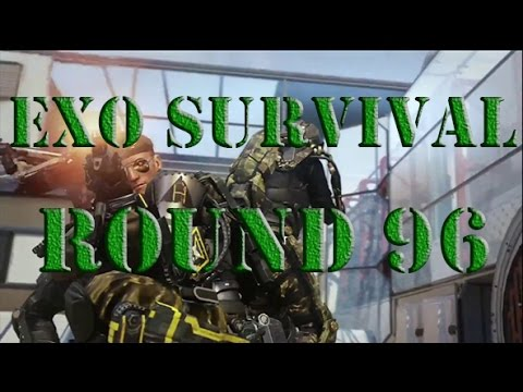 Call of Duty Advance Warfare Exo Survival Solar round 96
