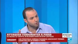 """Attentats à Paris - 8 terroristes tués : """"Des bâtards identitaires !"""""""