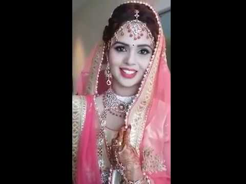 Professional Bridal Makeup Artist in Pune
