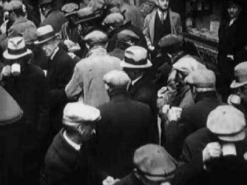1929 Stock Market Crash