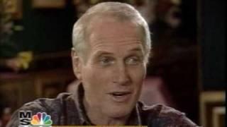 Paul Newman Launches Newman's Own
