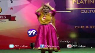 Kathak Dance by Kumari Kundanika at Numaish - 2015 at Nampally - 99tv