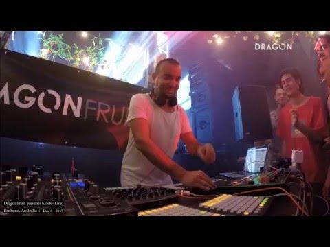 KiNK (Live) @ Dragonfruit - Brisbane, Australia 6.12.15