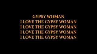 Gypsy Woman-Brian Hyland karaoke avi.