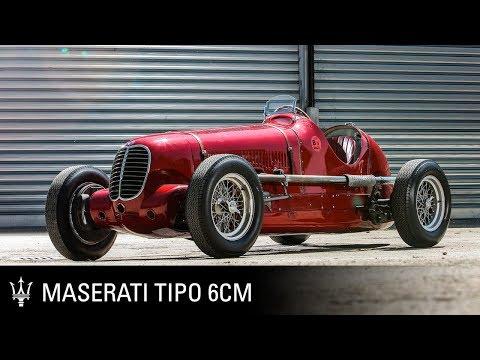 The Maserati Tipo 6CM
