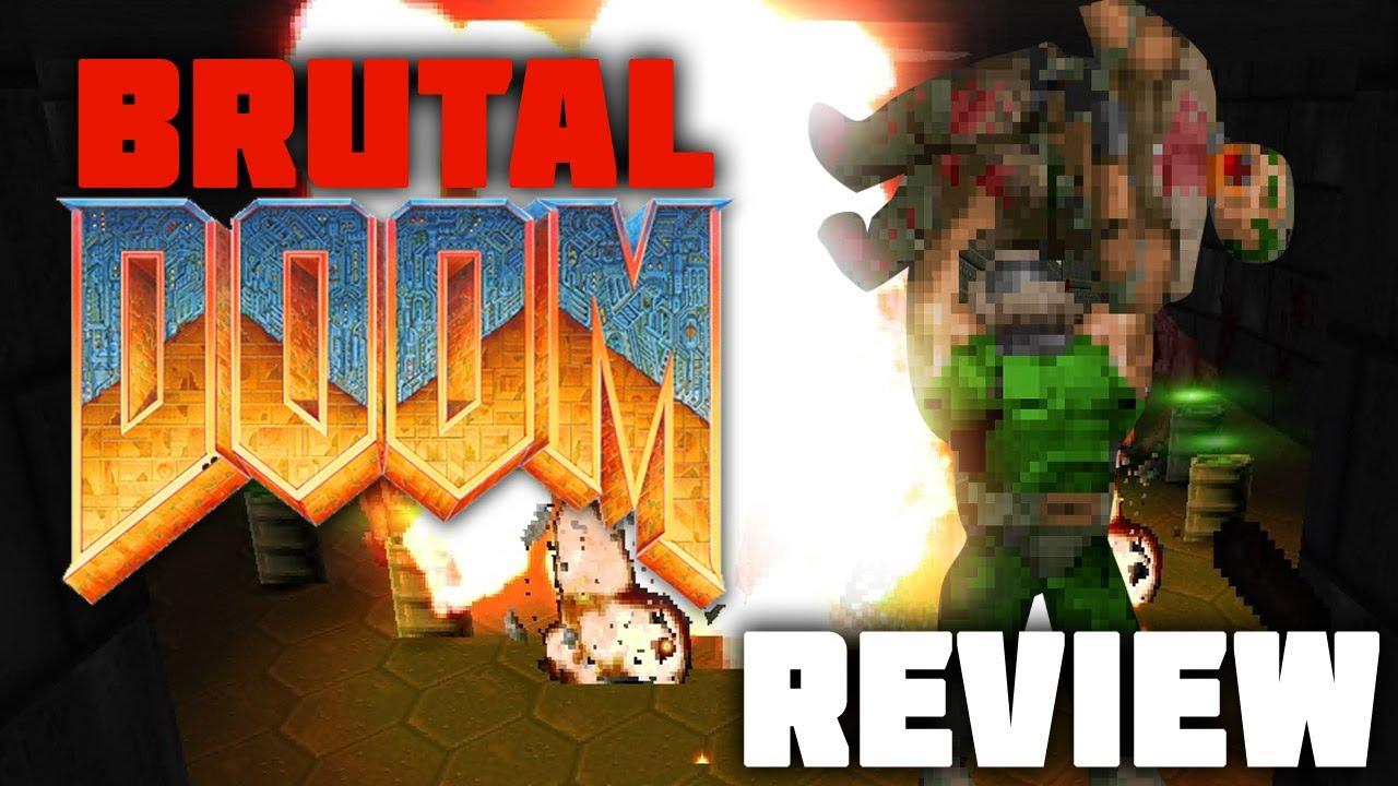 Brutal Doom | Childhood Enhanced | Know Your Meme