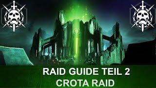 Destiny Crota Raid Guide Brücke 390 / Crota Raid Teil 2 (Deutsch/German)