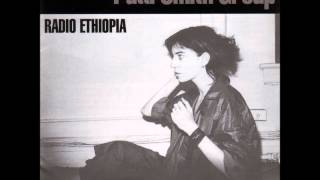 Patti Smith Group - Distant Fingers (Radio Ethiopia, 1976)