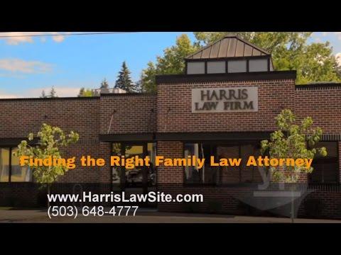 Oregon Family Law Attorney