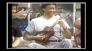 "The Peter Moon Band - Featuring Cyril Pahinui ""Lepe ʻUlaʻula"""