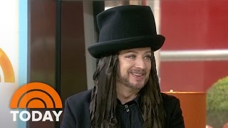Boy George Talks The Return Of Culture Club | TODAY