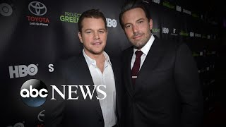 Matt Damon says he will always be there for his friend Ben Affleck