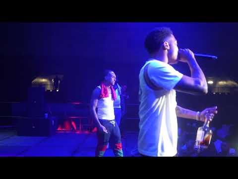 TEC - Thru The Storm (Live Performance)