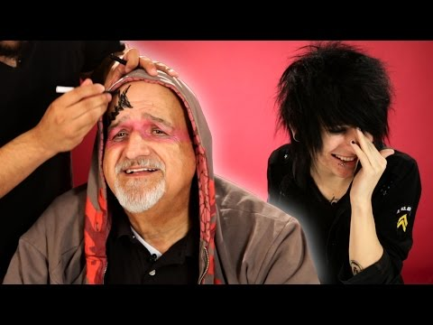 Thumbnail: Emo Kids Give Their Parents A Makeover