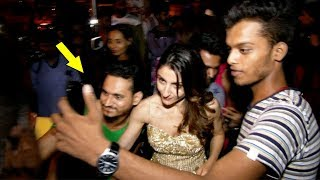 Complete Drunk Fan Misbehaves With Soha Ali Khan, What Husband Kunal Khemu Does Will Blow Your Mind