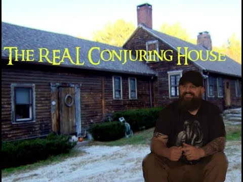 "The House That Inspired ""The Conjuring"" 