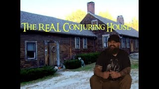 """The House That Inspired """"The Conjuring"""" 