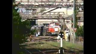 太平洋セメント(旧:日本セメント)埼玉工場専用線最終列車