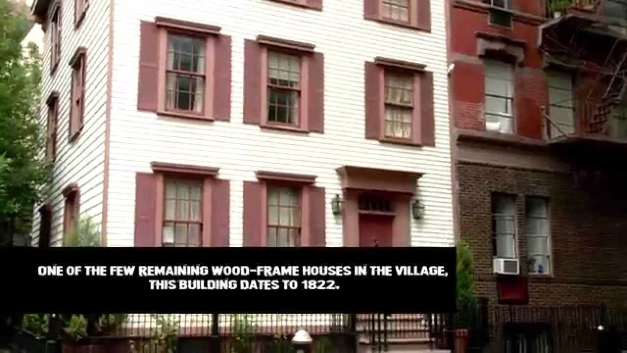 aaron west village real new york tours youtube. Black Bedroom Furniture Sets. Home Design Ideas