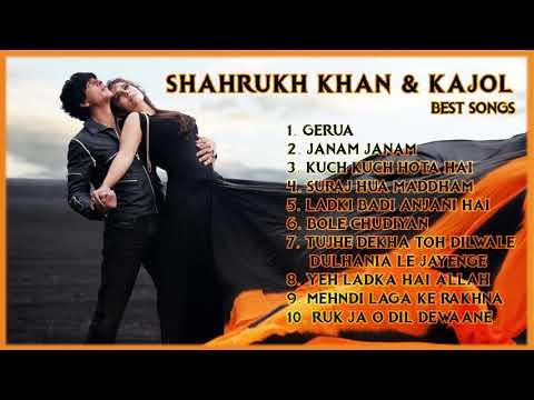 Download GERUA - SHAHRUKH KHAN & KAJOL BEST SONGS | DILWALE | Bollywood | Lagu Hindia Terpopuler 2020