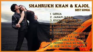 GERUA - SHAHRUKH KHAN & KAJOL BEST SONGS | DILWALE | Bollywood | Lagu Hindia Terpopuler 2020
