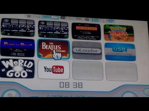 Instalar el dlc de the beatles rock band en wii 2019 - YouTube