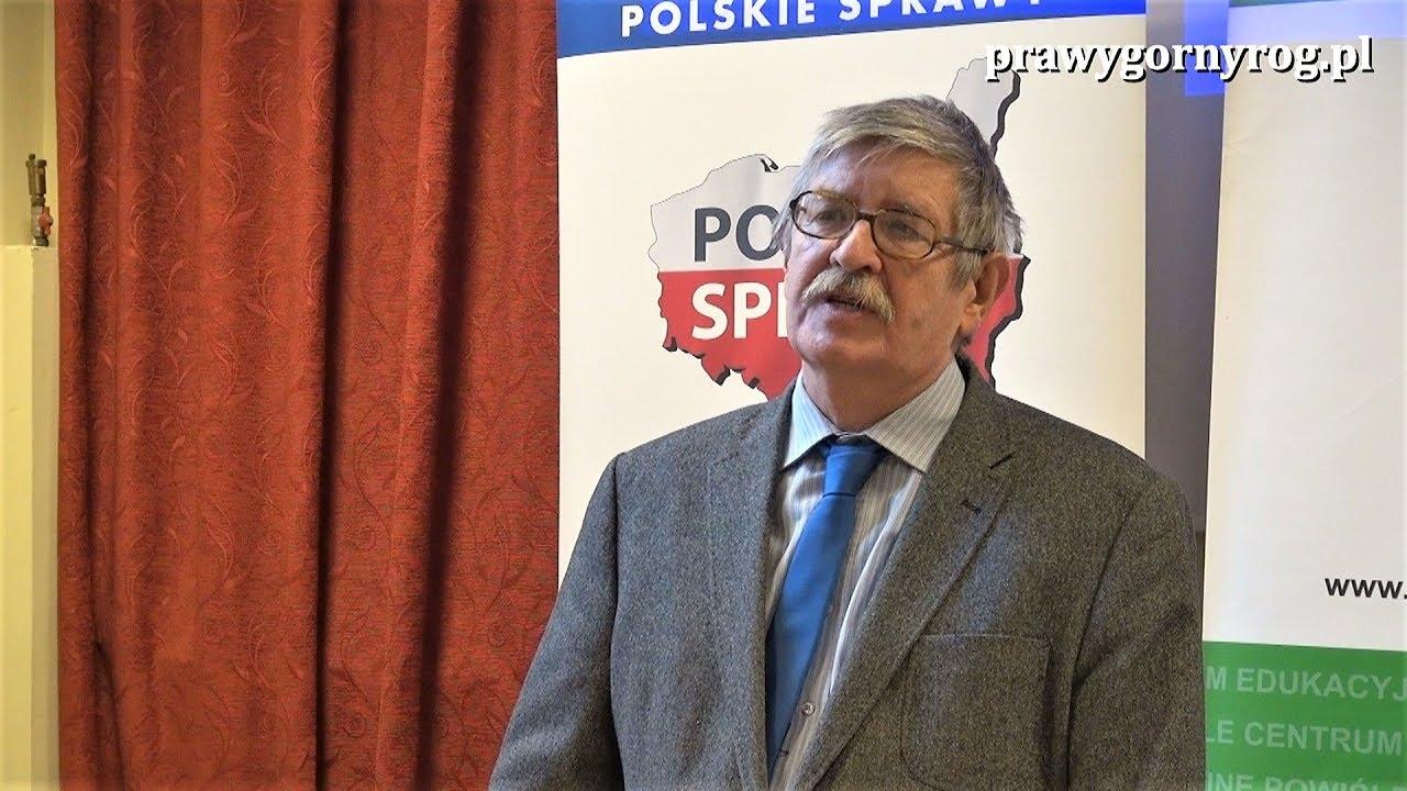 Dr Stanisław Krajski - Na jakiej zasadzie Kresy Wschodnie należą do Polski?