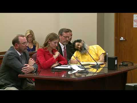 Anthony Garcia sentenced to death