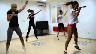 INSANITY 20 min ekipa La Grom Workout II part