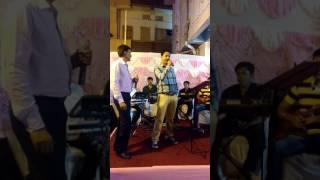 Vikky stage performance
