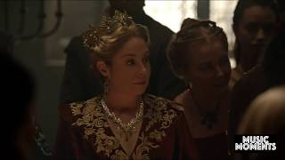 Reign 4x09 | Music Moment | Claire Wyndham - Kingdom Fall