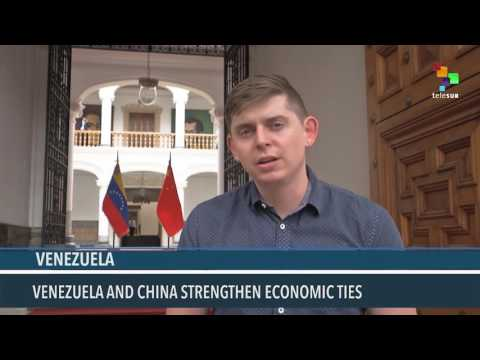 Chinese and Venezuelan Representatives Meet for Economic Partnership