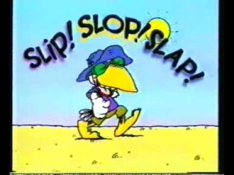 Image result for slip slop slap