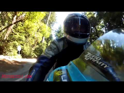 2012 Lightning Motorcycles Exclusive First Ride
