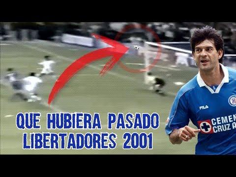 Que Hubiera Pasado si No Pegaba en el Poste En Final Boca Juniors vs Cruz Azul Libertadores Boser