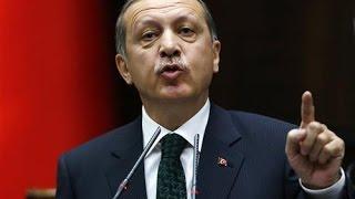 """أردوغان يحذر روسيا من """"اللعب بالنار"""" في أزمة إسقاط الطائرة"""