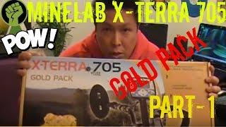 minelab X-terra 705 review