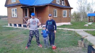 Все бросили и уехали отдыхать на Михайловское водохранилище