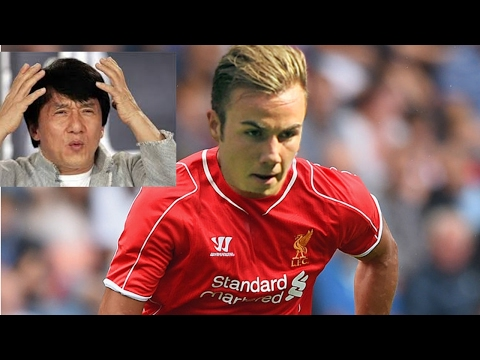 GOTZE LINKED WITH LIVERPOOL ....AGAIN! *FACEPALMS* | TRANSFER NEWS