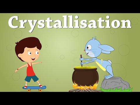 Crystallization | #aumsum #kids #science #education #children