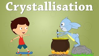 Crystallization | #aumsum #kids #education #science #learn