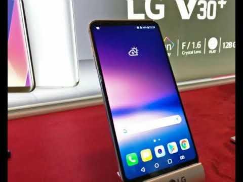 Handphone Terbaru 2018 Lg V30 Plus Indonesia Harga Dan
