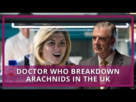 Doctor Who Review   Arachnids In The UK Recap